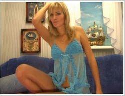 видео чаты с голубым фоном